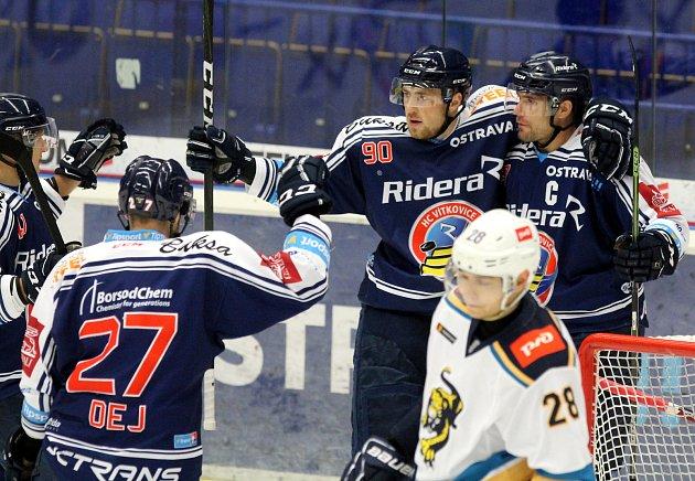 Hokejová příprava, HC Vítkovice - Soči.