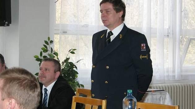 Nový ředitel Městské policie Ostrava Jiří Veselý