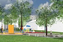 Nová osada ve Slezské Ostravě se těší na nový park.