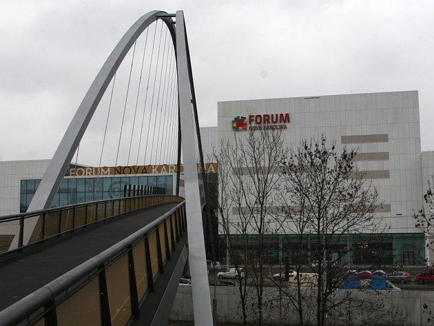 Ostravské centrum Forum Nová Karolina