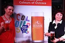 Pivo Ostravar bude oficiálním pivem na Colours of Ostrava.