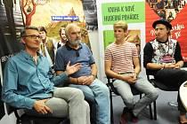 Do českých kin míří nová hudební pohádka Tři bratři v režii Jana Svěráka. Snímek byl v neděli v předpremiéře uveden v Ostravě, v kinech se pak bude promítat od 14. srpna.