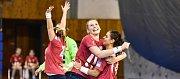 Házenkářky Poruby postoupily do semifinále Vyzývacího poháru a postaraly se o největší úspěch v klubové historii. Po pětibrankové prohře v Polsku zvítězily svěřenkyně trenéra Petera Olšavského v domácí odvetě nad Elblagem vysoko 27:14.