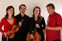 Ensemble Martinů, klavírní kvarteto ve složení klavír – flétna – housle – violoncello.