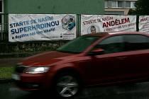Vítkovická nemocnice má lékaře za superhrdiny a sestřičky za anděly.