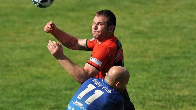 Kapitán TJ Sokol Mariánské Hory Vlastimil Madry dovedl v minulé sezoně svůj tým k vysněnému vítězství v 1. lize a postupu do extraligy.