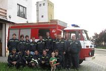 Petřkovičtí dobrovolníci se mohou chlubit vozem DA 12 Avia 31, kterým se k zásahu dostanou do deseti minut od zavolání.