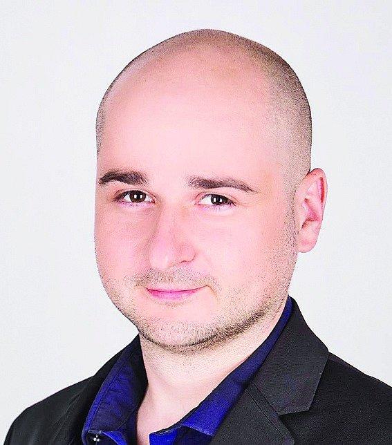 Ondřej Polanský, 33 let, Ostrava, programátor, 1 488 hlasů