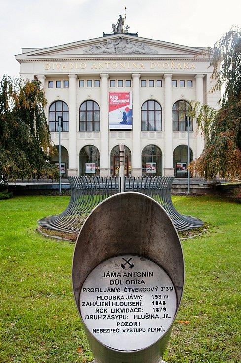 Metan zahrozil také u Frýdlantský mostů. Odplyňovací komínky jsou i v centru Ostravy.