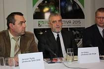 Horničtí odboráři jednali s místopředsedou vlády Pavlem Bělobrádkem.