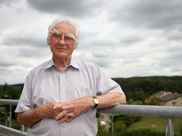 Světově uznávaný fyzik a zakladatel elektronové mikroskopie vČeskoslovensku Armin Delong.