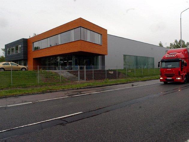 Titul Dům roku 2006 získalo v Ostravě sídlo firmy Bextra