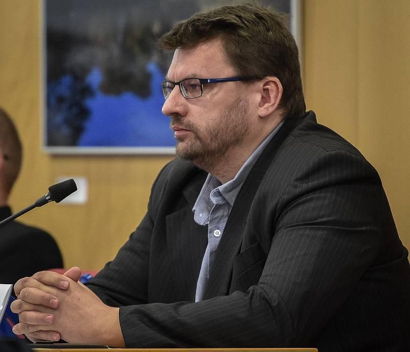 Poslanec Lubomír Volný z Ostravy.