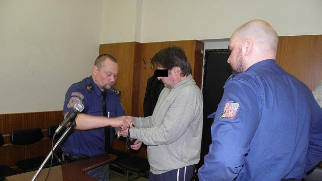Ostrava loupež obnova procesu