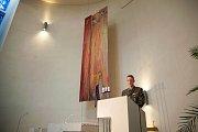 Práce v armádě a zároveň v kostele. Důkazem, že toto spojení může fungovat, je šestatřicetiletý Zdeněk Uher z Ludgeřovic.