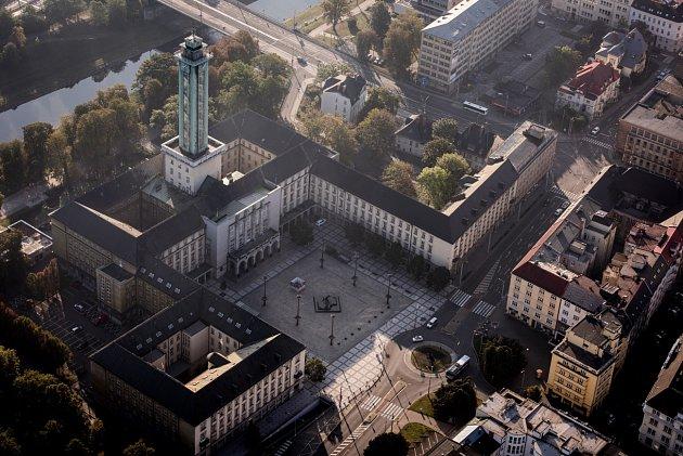 Nová radnice vOstravě