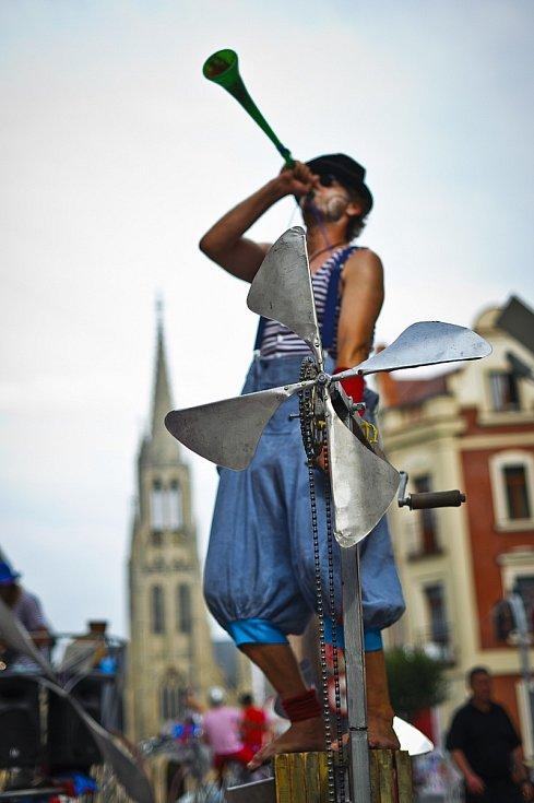 Festival v ulicích - V.O.S.A. Theatre