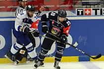 HC Vítkovice Ridera - Bílí Tygři Liberec 3:1 v prodloužení