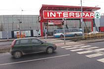 Interspar, který má být otevřen v Ostravě-Porubě