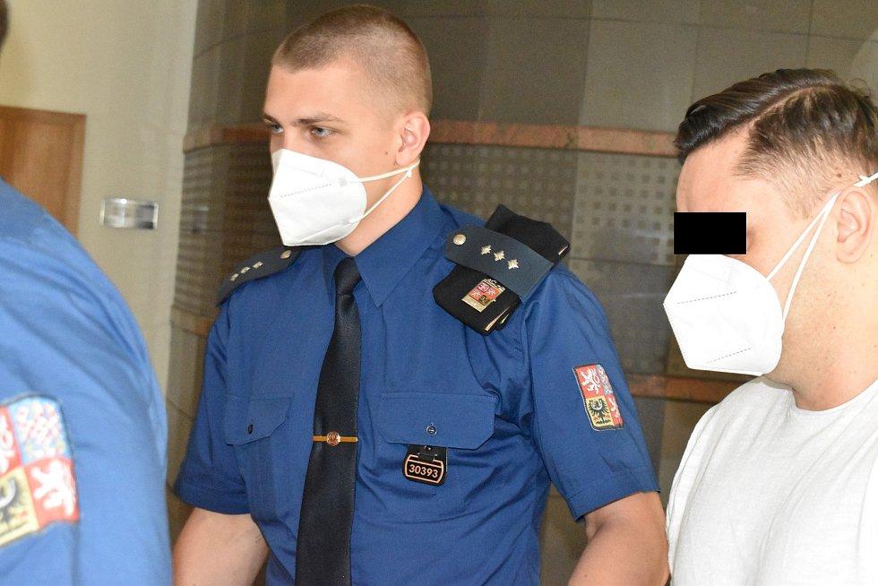 Polák v rámci odvolacího soudu dosáhl snížení trestu na čtyři roky. Ostrava, červenec 2021.