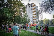 K tragickému požáru v Bohumíně došlo v sobotu 8. srpna 2020.