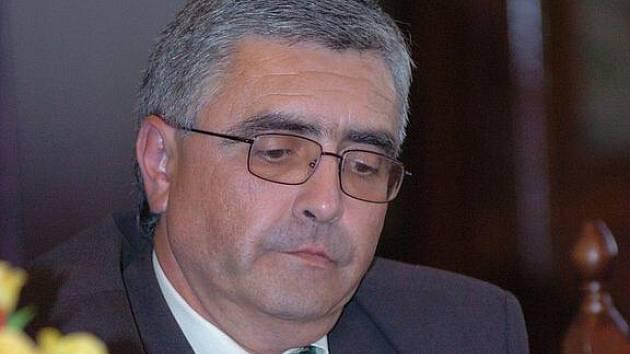 Dosavadní a s největší pravděpodobností i staronový starosta Vítkovic Petr Dlabal.