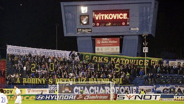 Předehrávka 11.kola: Baník Ostrava - Vysočina Jihlava 0:0
