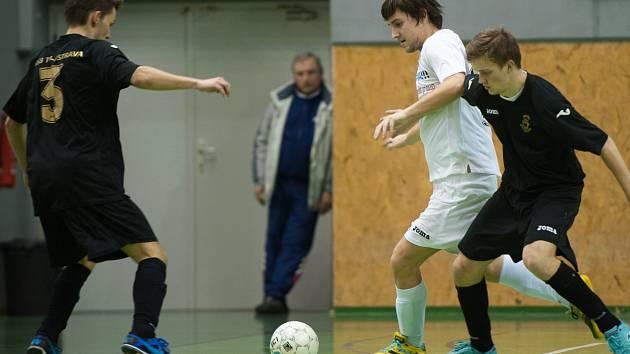 Futsalisté Vítkovic nadělovali.