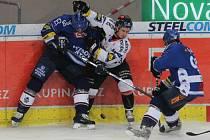 Vítkovičtí hokejisté přivítají po reprezentační přestávce na svém ledě Znojmo.