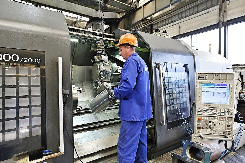 Desítky milionů korun chce investovat Moravia Steel do MSV Metal Studénka.Foto: archiv Moravia Steel