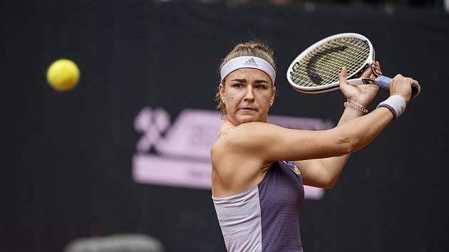 Karolína Muchová je po jmenovkyni Plíškové druhou nejvýše nasazenou Českou na velkém ostravském turnaji kategorie WTA.