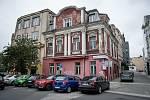 Podniky v centru Ostravy, červen 2020. Ilustrační foto.