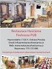 Hasičárna Firehouse pub Ostrava-Poruba