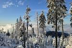 Momentky z výšlapu na Lysou horu od Martiny Bednarčíkové.