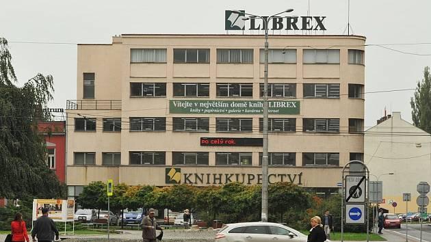 Dům knihy Librex