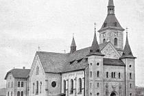 Kostel v Michálkovicích