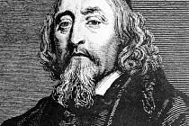 """Kněz, filozof a tvůrce nové pedagogiky, """"učitel národů"""" Jan Ámos Komenský."""