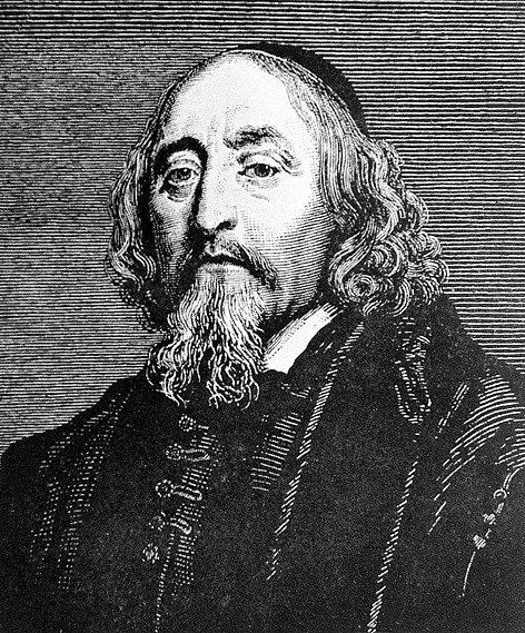 Kněz, filozof a tvůrce nové pedagogiky, 'učitel národů' Jan Ámos Komenský.