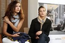Projekt Ostrava 2015 hledal při konkurzu mezi mladými dívkami tvář, která bude symbolizovat naději moravskoslezské metropole pro budoucnost