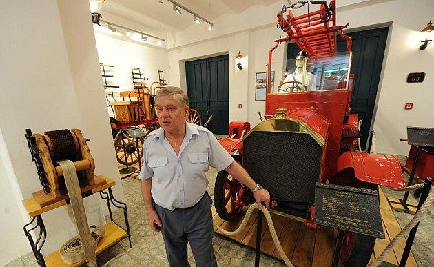 Hasičské muzeum v Ostravě