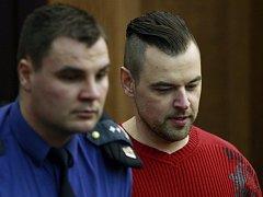 Závěrečný den jednání Krajského soudu v Ostravě s vyhlášením rozsudku nad Petrem Kramným.