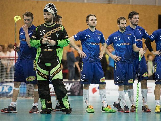 Florbalisté Vítkovic prohráli s Chodovem i podruhé.