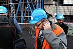Problémy se znečištěným ovzduším v pondělí řešil ministr životního prostředí Tomáš Chalupa se zástupci krajského úřadu i ostravského magistrátu.