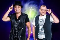Petr Šiška a Pavel Novák jsou Šlágr kluci.