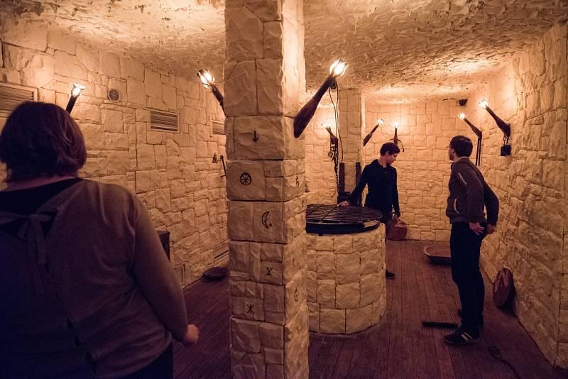 Úniková hra: šedesát minut ve středověkém žaláři. A potom? Upálení, nebo svoboda. Ve středověkém žaláři je nejprve potřeba dostat se z uzamčených cel.