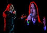 Galakoncert hudebních hvězd. Na fotografii Petr Kolář