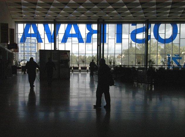 Upravená hala hlavního nádraží v Ostravě