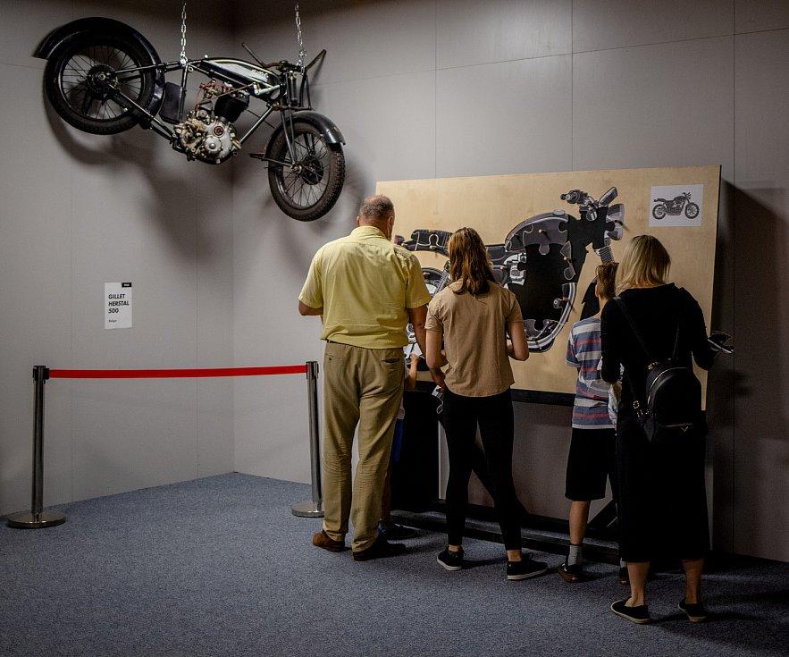 Grand Prix výstava ve Velkém Světě Techniky, 12. června 2020 v Ostravě.