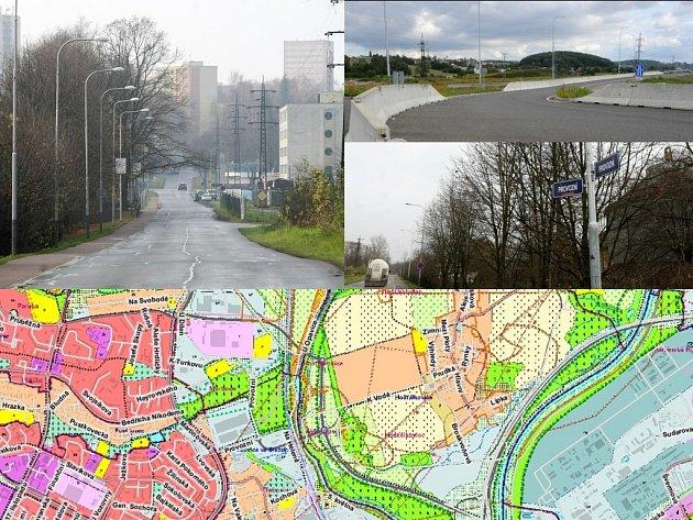 Severní spoj by citelně ulevil dopravě ve druhé nejlidnatější městské části Porubě.
