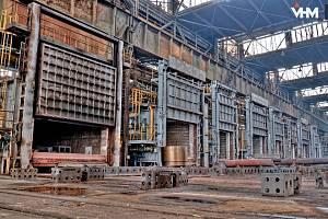 Za ostravský strojírenský podnik Vítkovice Heavy Machinery (VHM) nabídl zájemce jednu miliardu dvě stě jedenáct a půl milionu korun.